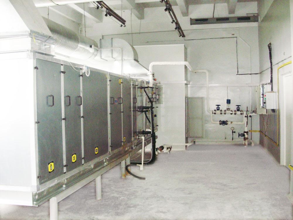 КЦКП - Чистые помещения