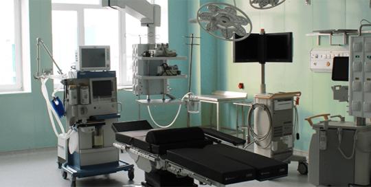 Хирургия - автоматизация инженерных систем