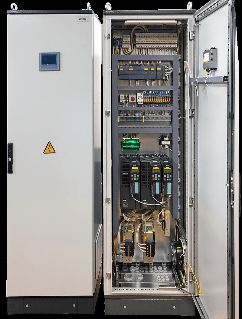 Шкаф Вентиляции Siemens